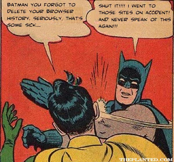 batman-browsing