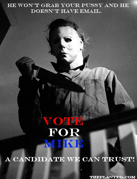 vote for Mike